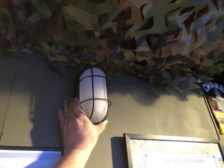 Bunker Lights for the ManCave